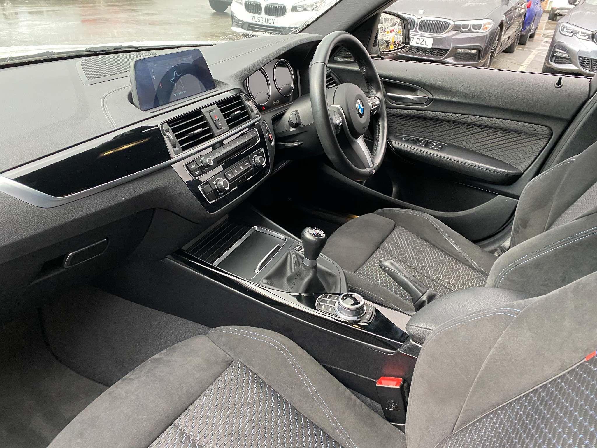 Image 17 - BMW 120d M Sport Shadow Edition 5-door (MF67SFO)