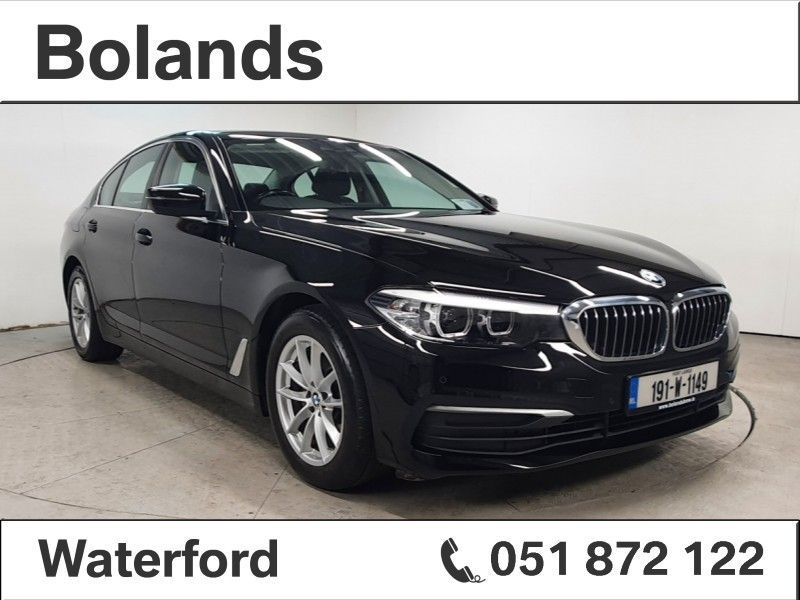 BMW 5 Series 520d SE Auto From €122 Per Week