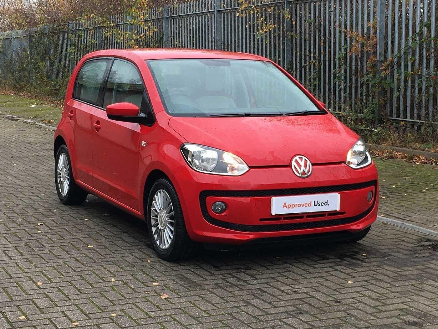 Volkswagen up! 1.0 BlueMotion Tech High up! 5dr