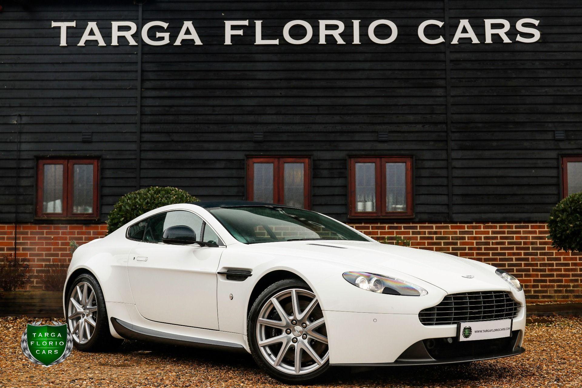 White Aston Martin Vantage Used Cars For Sale Autotrader Uk