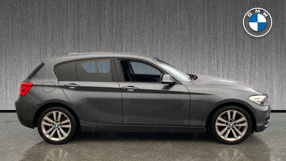 Image 3 - BMW 118d Sport 5-Door (NL67GSV)