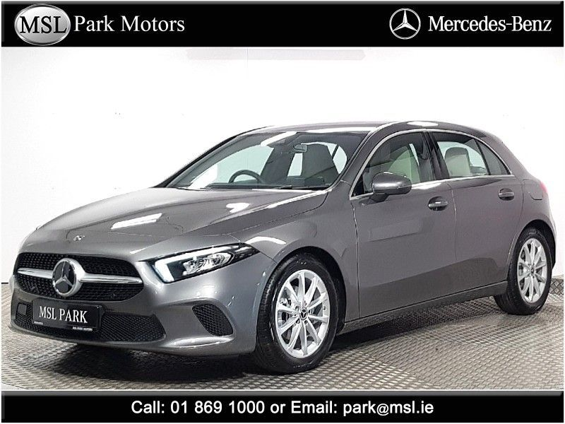 Mercedes-Benz A-Class 180d Automatic - €4,221 worth of extras - Brand new and available for immediate delivery at MSL Park Mercedes-Benz