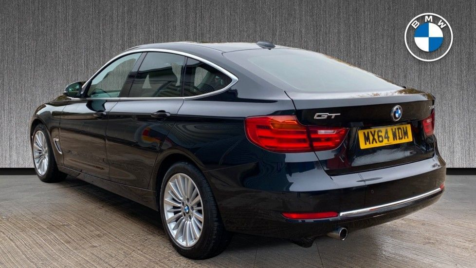 Image 2 - BMW 320d Luxury Gran Turismo (MX64WDM)