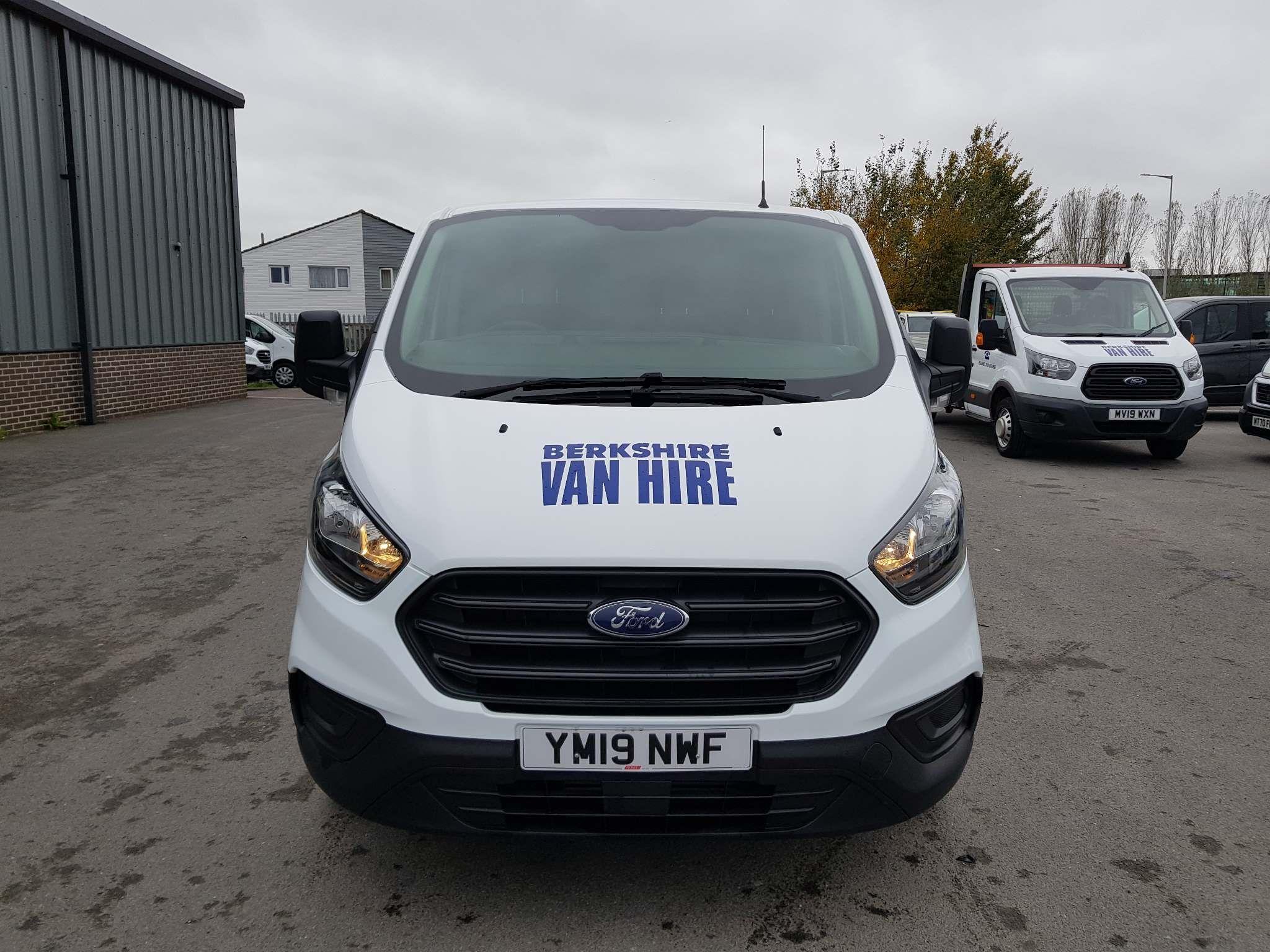 FordTransit Custom 300SWB Panel Van For Sale