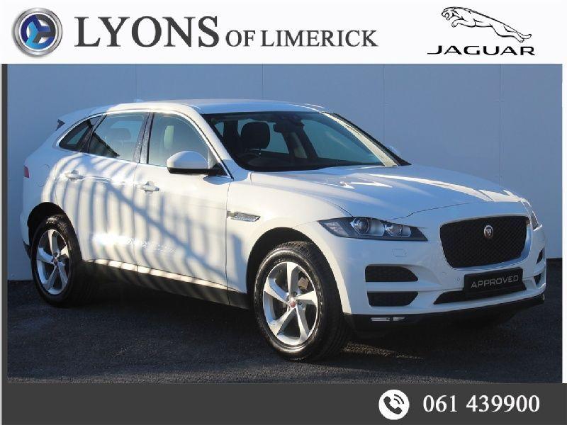 Jaguar F-PACE Prestige 2.0D **Contact Adrian on 086 325 5252**