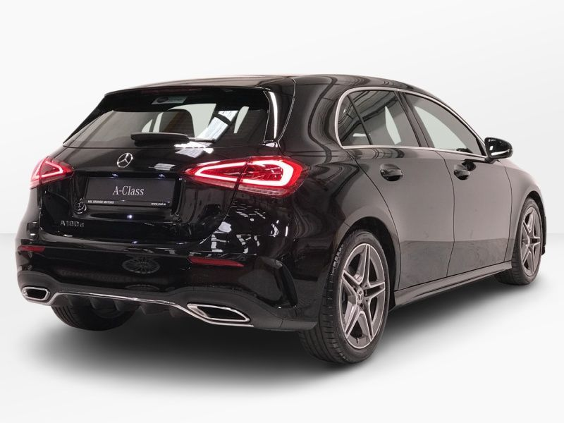 Used Mercedes-Benz A-Class A180 D AMG Line Auto (2021 (211))
