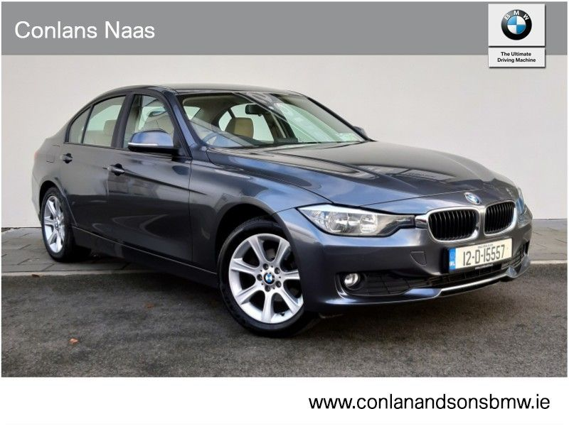 BMW 3 Series 316d ES Manual