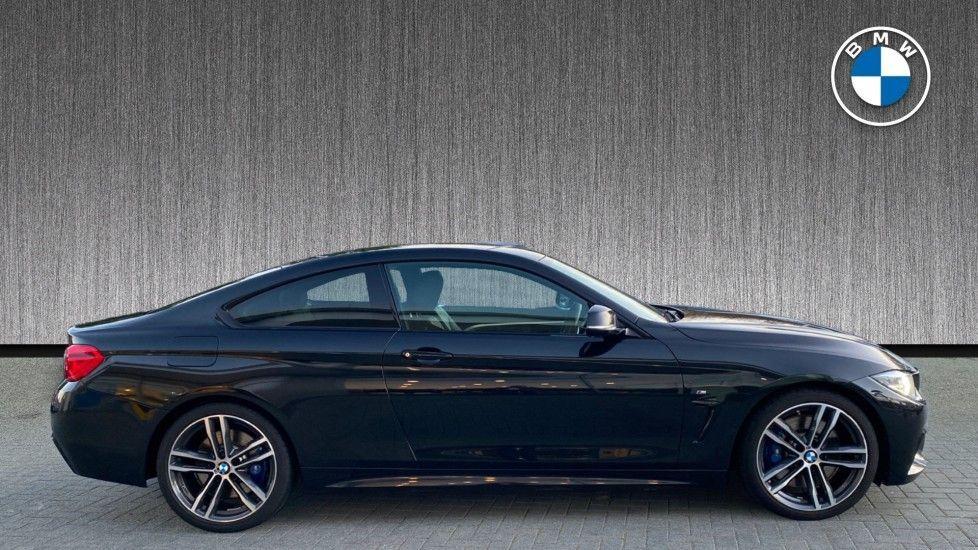 Image 3 - BMW 440i M Sport Coupe (MT18NKF)