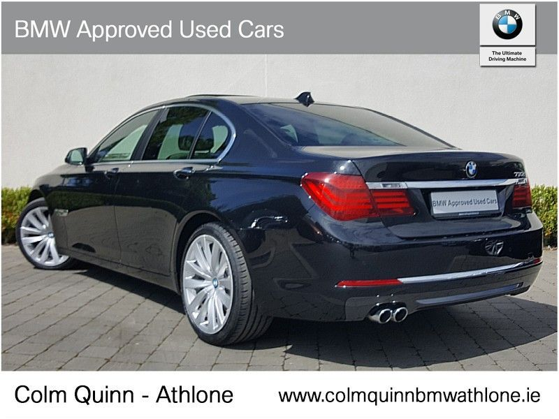 Used BMW 7 Series 730d SE Saloon (2015 (152))