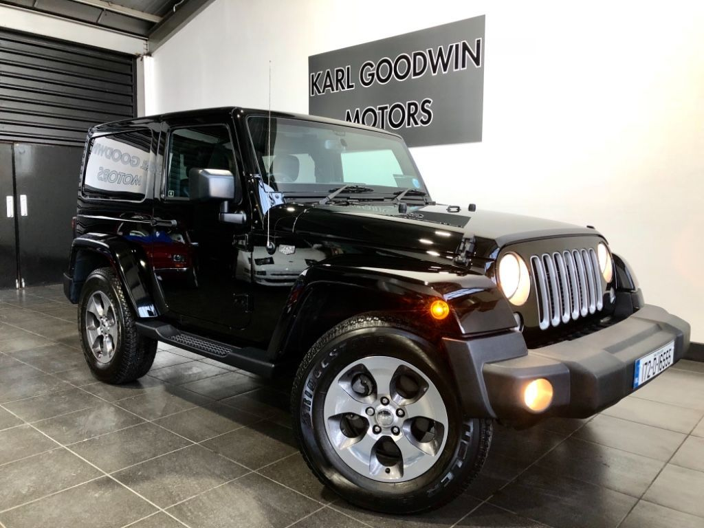 Jeep Wrangler 2.8 CRD AUTO OVERLAND 200BHP 70TH ANNIVERSARY