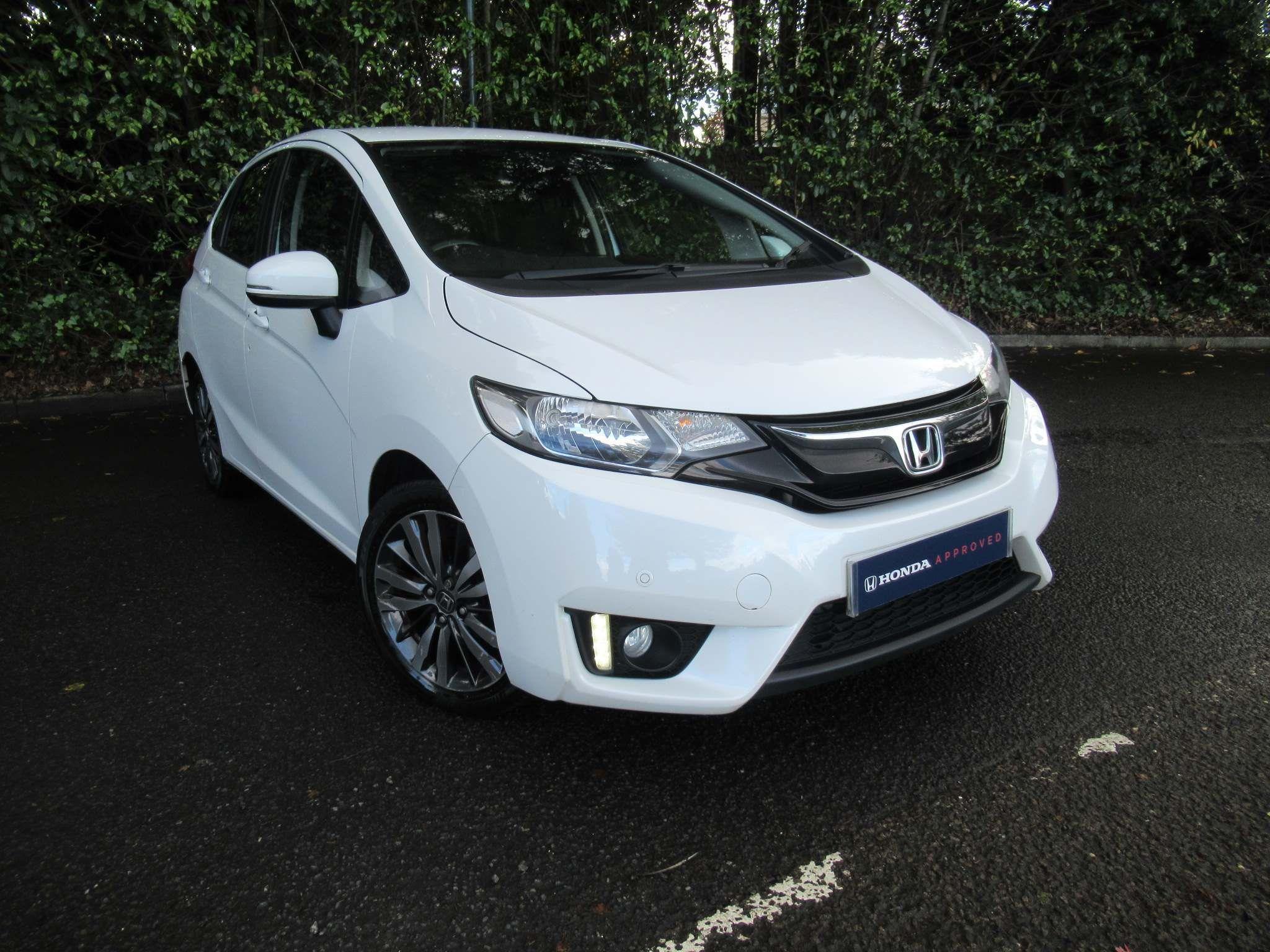 Honda Jazz 1.3 i-VTEC EX Navi (s/s) 5dr