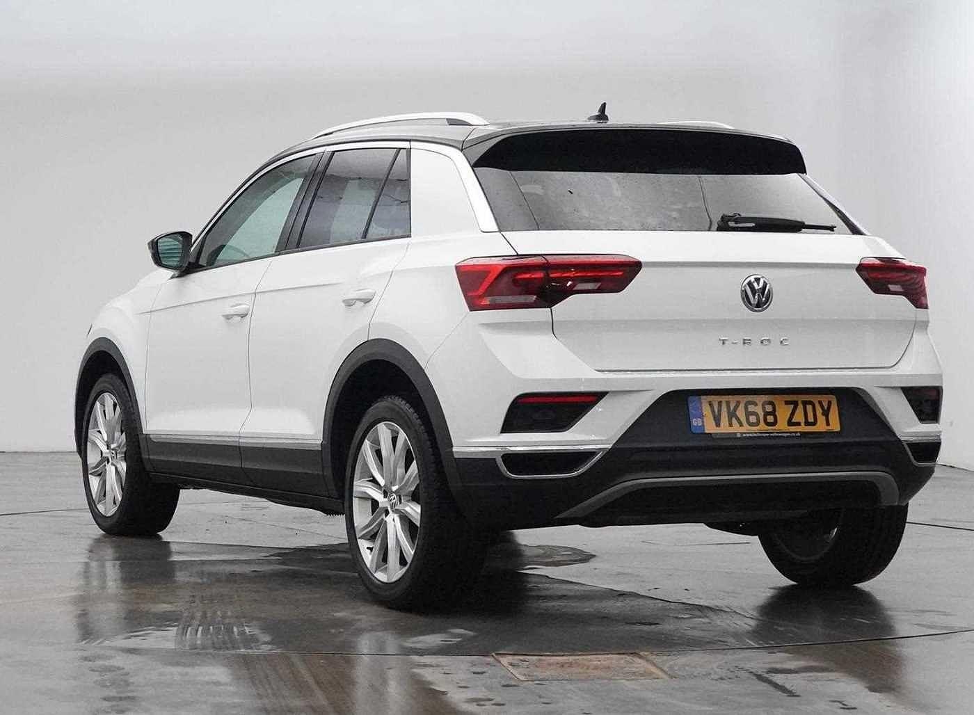 Volkswagen T-ROC for sale