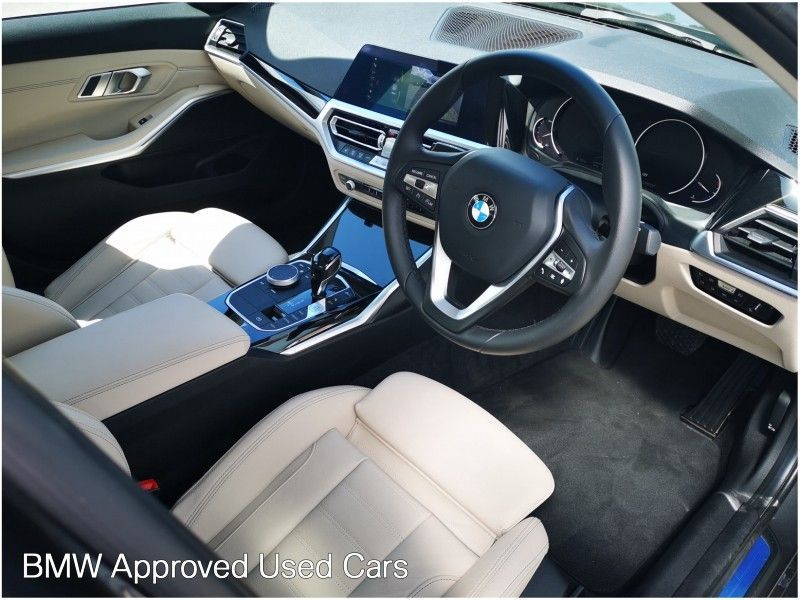 Used BMW 3 Series 318d Sport Saloon (2020 (201))
