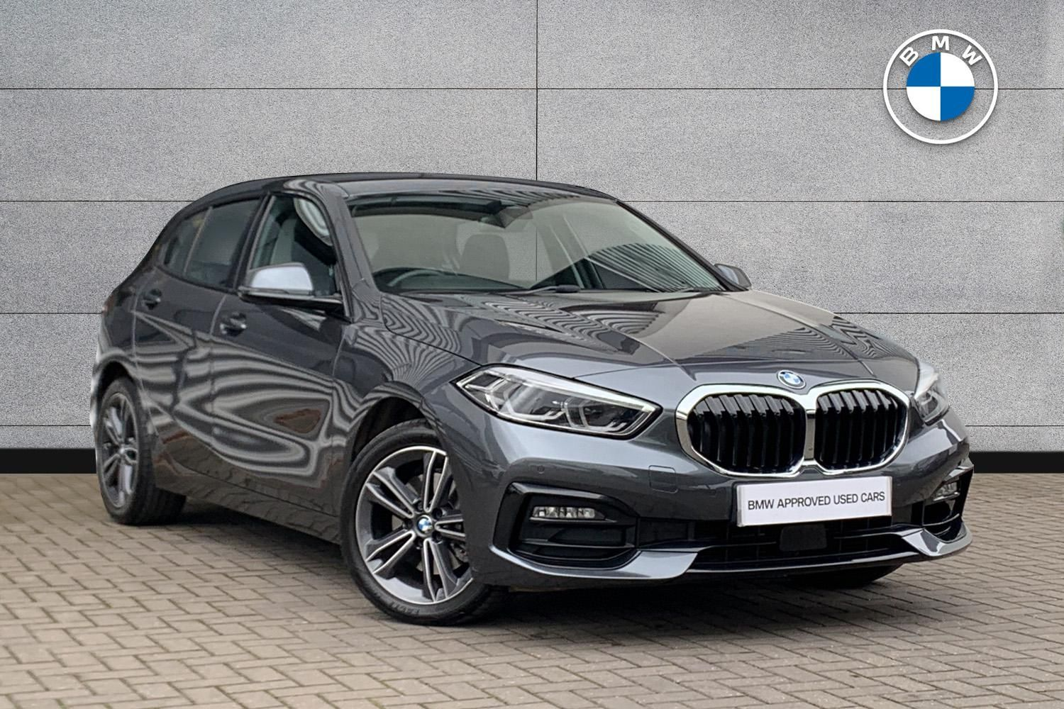 Bmw 1 Series Grey 5dr 2020 For Sale In Wolverhampton Rybrook