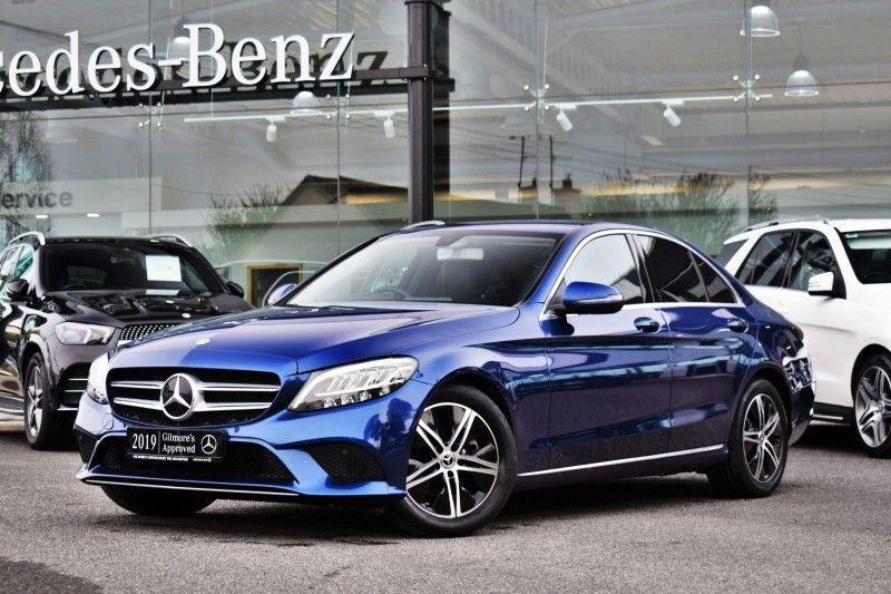 Mercedes-Benz C-Class C220d Sport 9G-Tronic