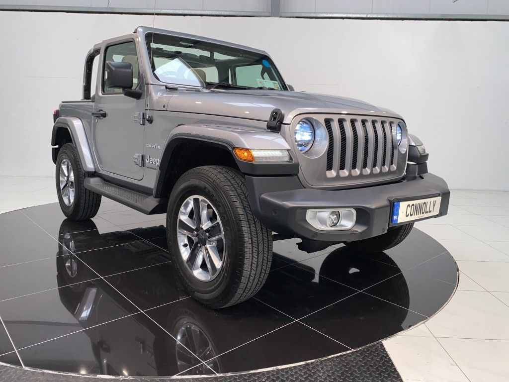 Used Jeep Wrangler *2 Seat N1 Commercial* SAHARA (2020 (202))