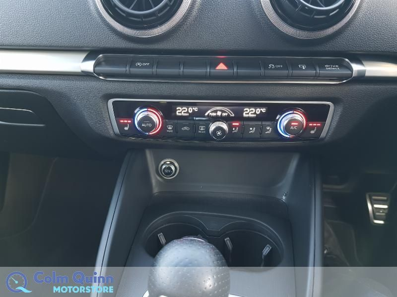 Used Audi A3 2.0 TDI SLINE NAV 147BHP 4D AUTO (2016 (162))