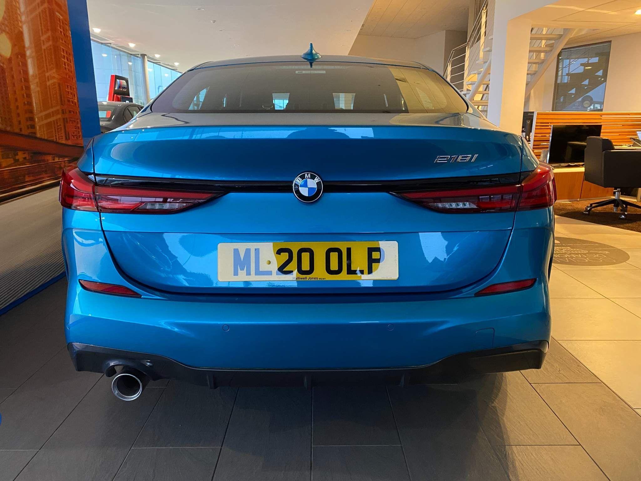 Image 5 - BMW 218i M Sport Gran Coupe (ML20OLP)
