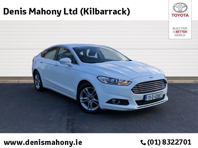 Ford Mondeo 5DR 1.5TDCI 120PS @ DENIS MAHONY KILBARRACK