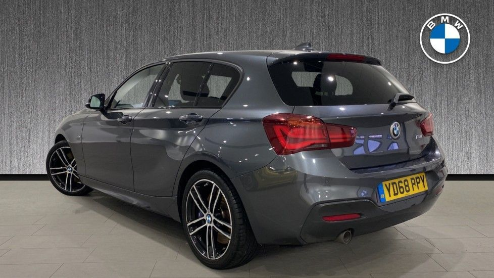 Image 2 - BMW 118i M Sport Shadow Edition 5-door (YD68PPY)