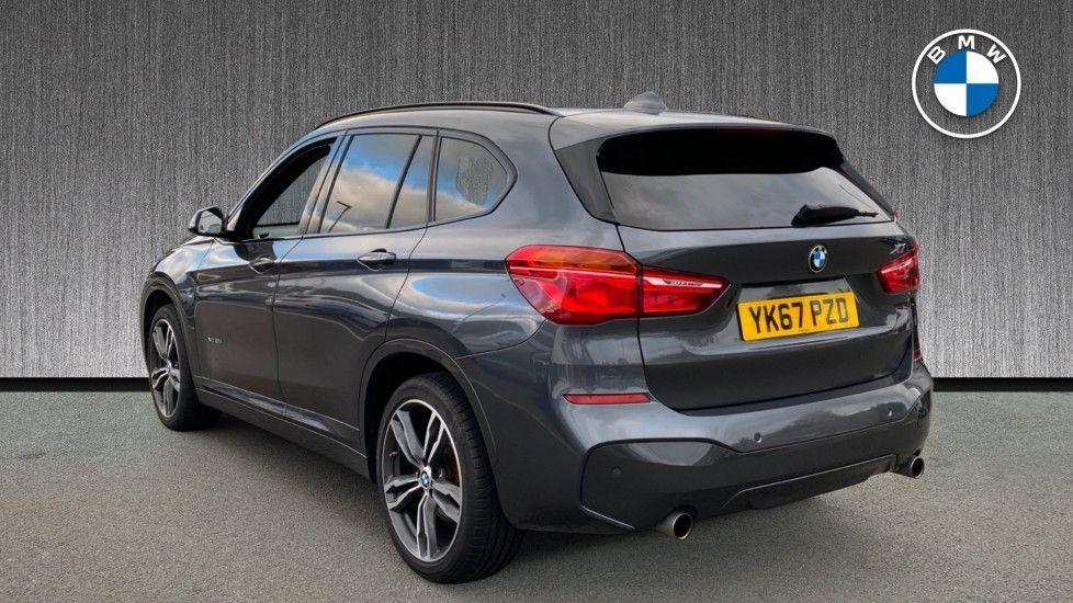 Image 2 - BMW xDrive20d M Sport (YK67PZD)