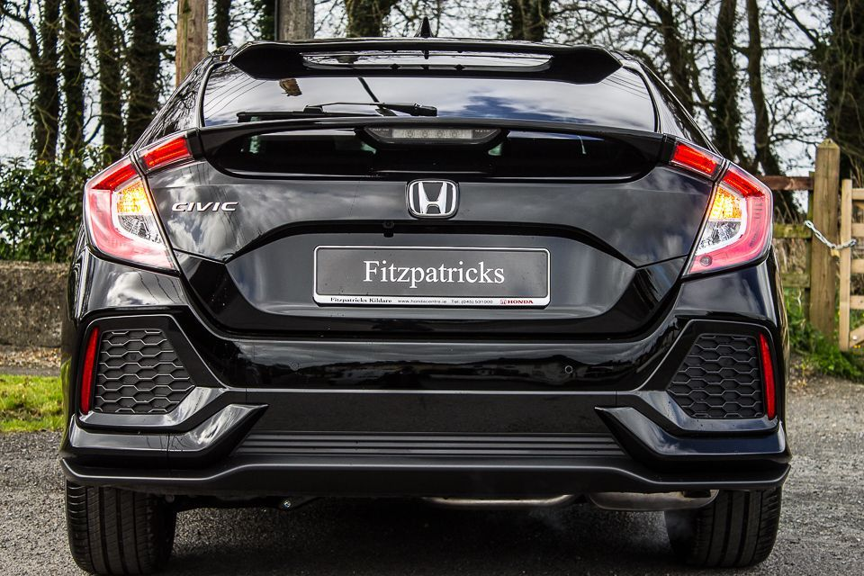 Used Honda Civic 202 REG - WE CAN OFFER YOU A FREE AUTOMATIC GEARBOX ON THIS VEHICLE  - VIDEO TOUR - 9 Speed DTEC Turbo Hatch (2020 (202))