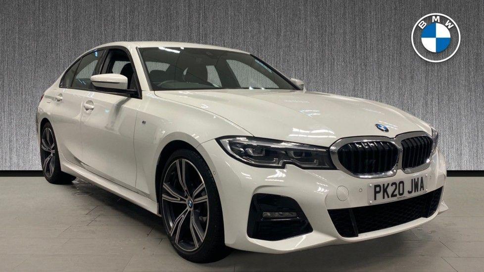 Image 1 - BMW 320i M Sport Saloon (PK20JWA)