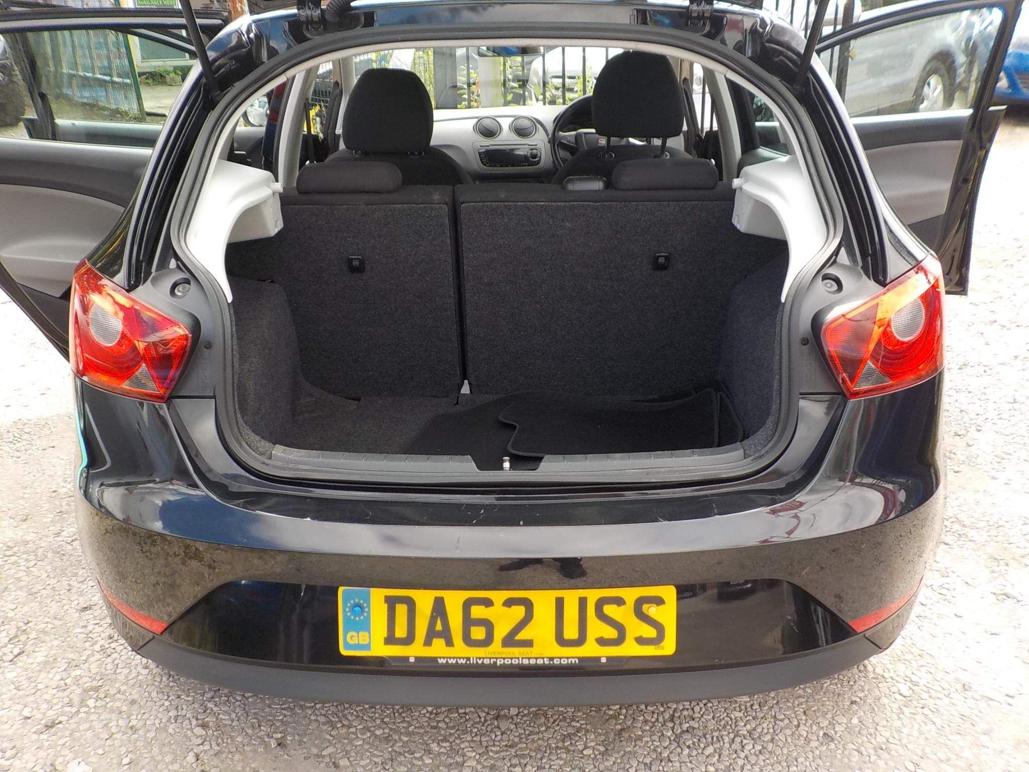 SEAT Ibiza 1.4 SE 5dr