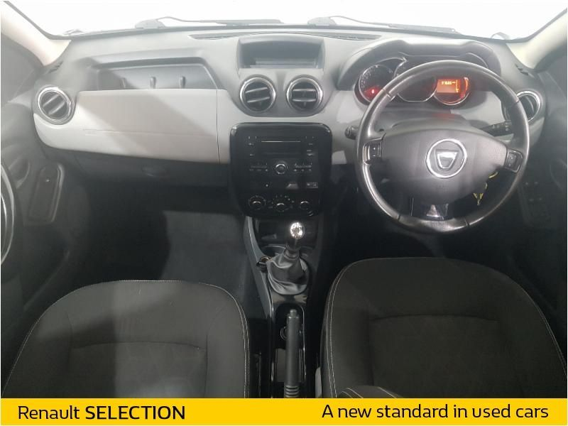 Used Dacia Duster SIGNATURE 1.5 DCI110 4X (2016 (161))