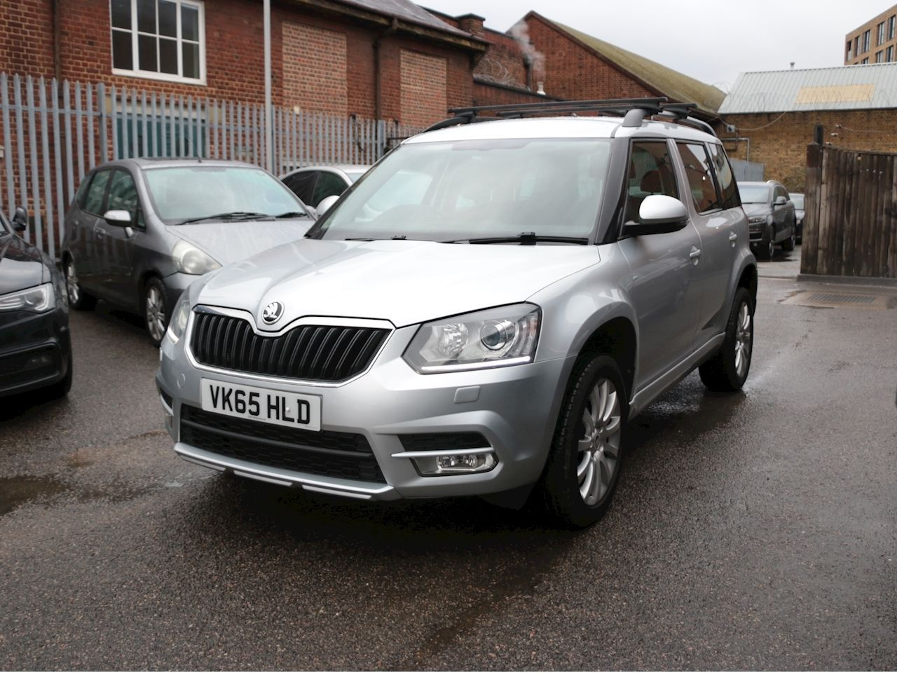 Skoda Yeti Used Cars For Sale In Sutton Autotrader Uk