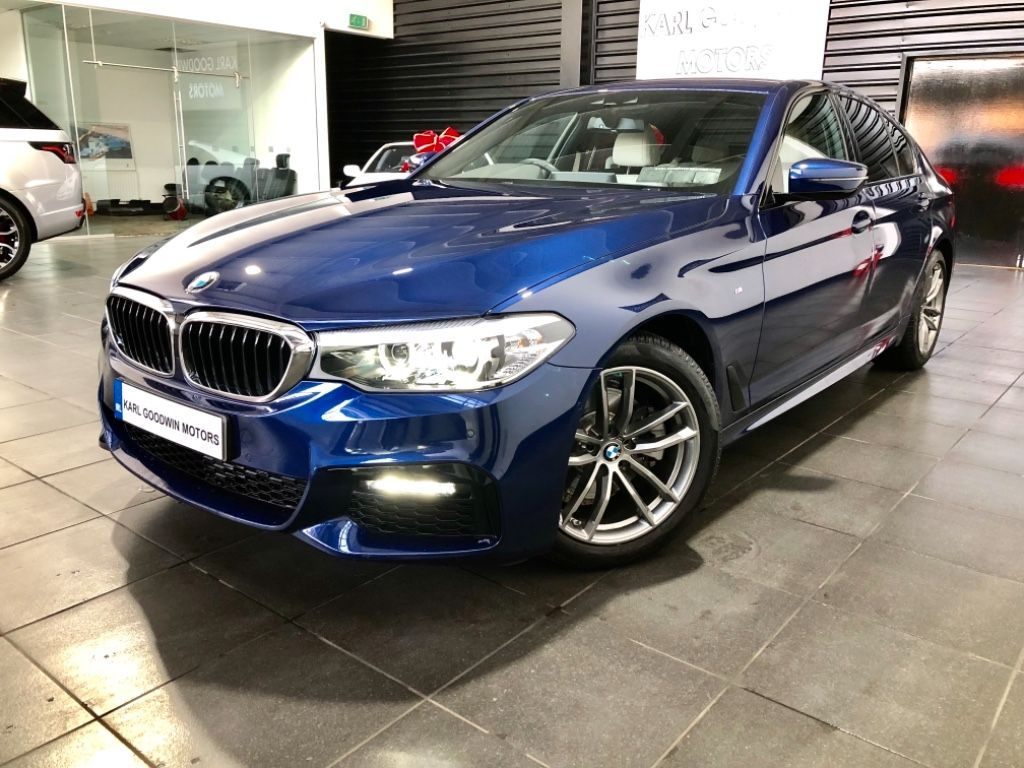 Used BMW 5 Series 520 D M SPORT AUTO Sale Agreed (2019 (192))