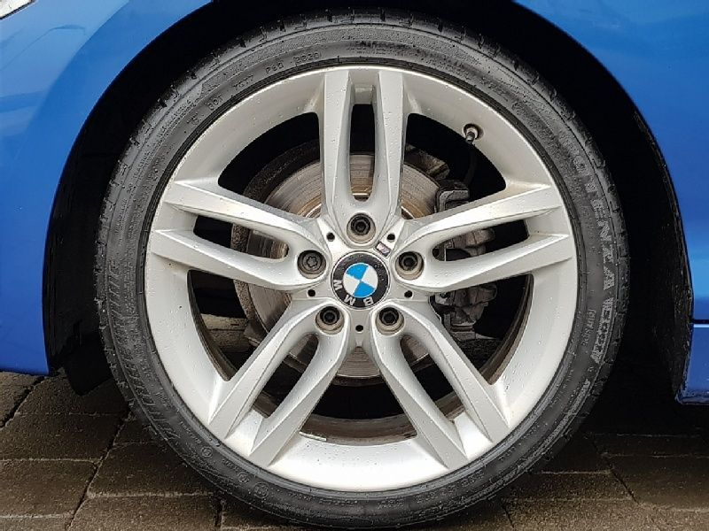 Used BMW 1 Series 118 M Sport 4DR AUTO (2017 (171))
