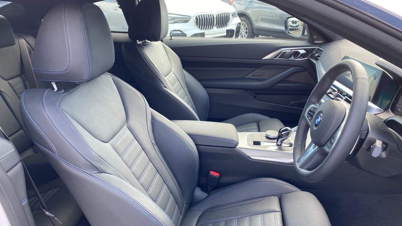 Image 11 - BMW 420d M Sport Coupe (YG70GCO)