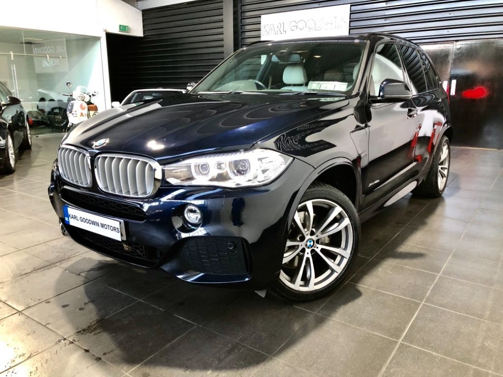 Used BMW X5 XDRIVE 40E HYBRID M SPORT PLUS AUTO (2017 (172))