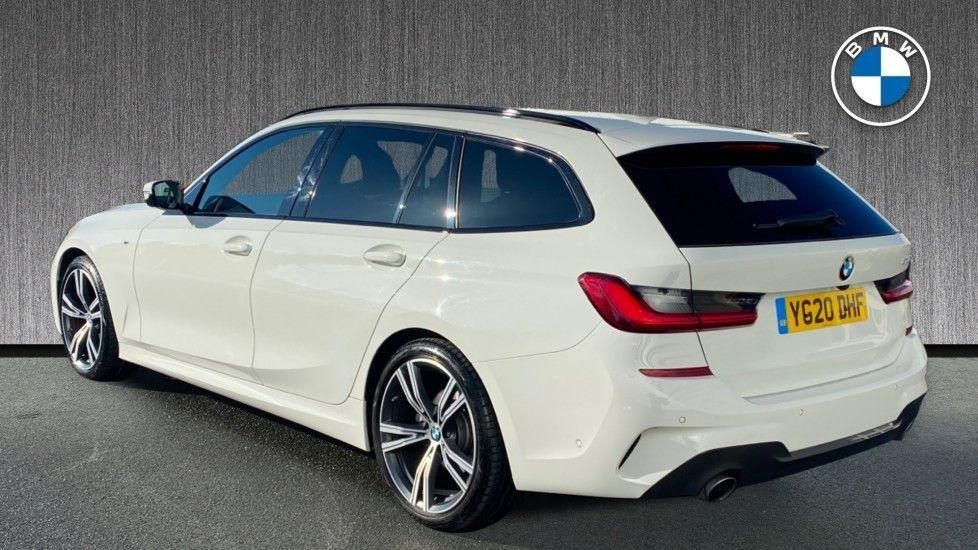 Image 2 - BMW 320i M Sport Touring (YG20DHF)