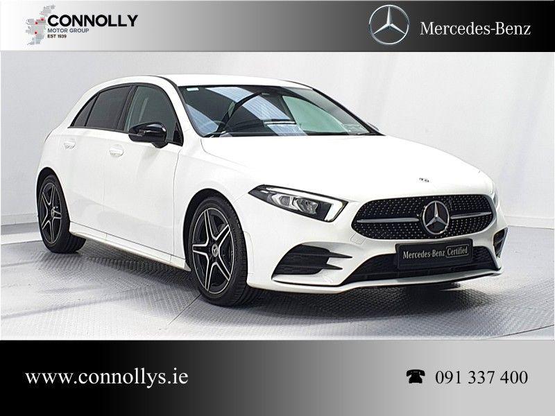 Mercedes-Benz A-Class *€382 per month* A 160 AMG LINE NIGHT PACK