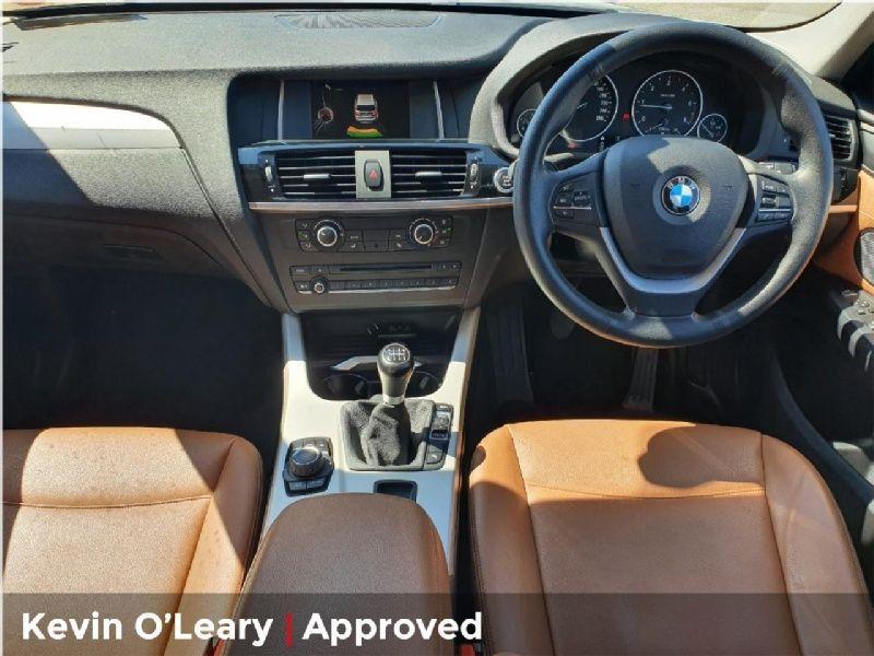 Used BMW X3 F25 SE S-DRIVE 2.0D 5DR (2016 (161))