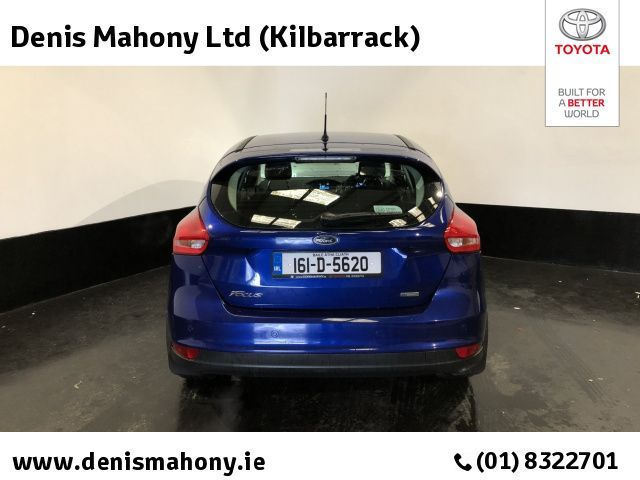 Used Ford Focus ZETEC 1.0 ECOBOOST @ DENIS MAHONY KILBARRACK (2016 (161))