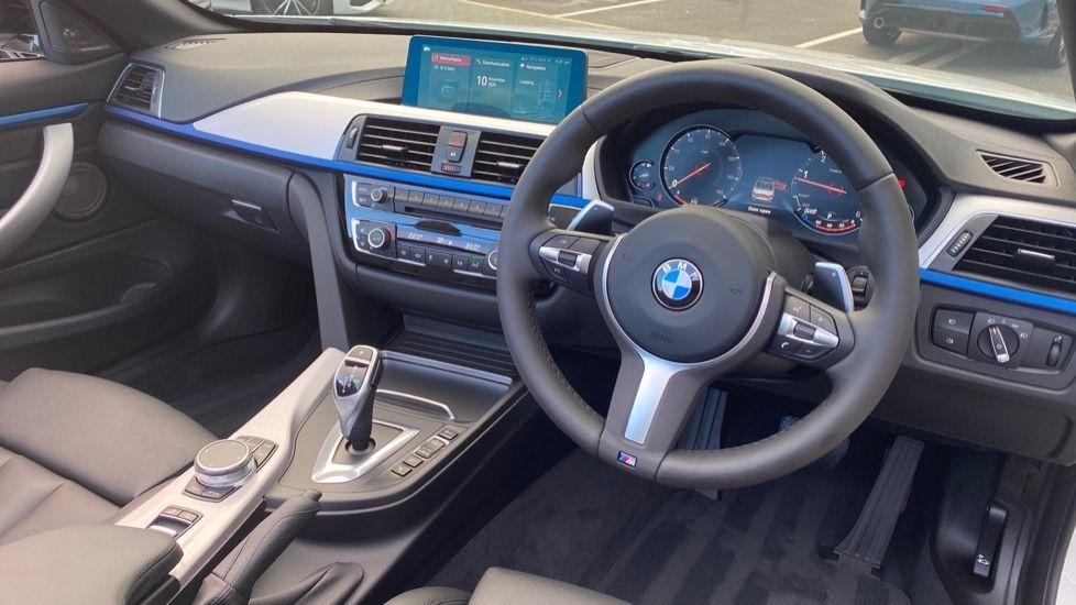 Image 6 - BMW 435d xDrive M Sport Convertible (CX20VWF)
