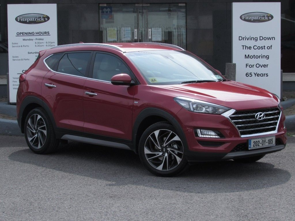 Hyundai Tucson EXECUTIVE PLUS MILD HYBRID 1.6 DIESEL WITH UNLIMITED MILEAGE WARRANTY UNTIL 2025 ANY TRADE IN WELCOME