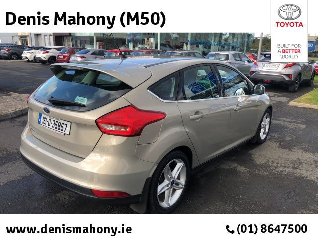 Used Ford Focus 1.5 TD 95PS 6SPEED (2016 (161))