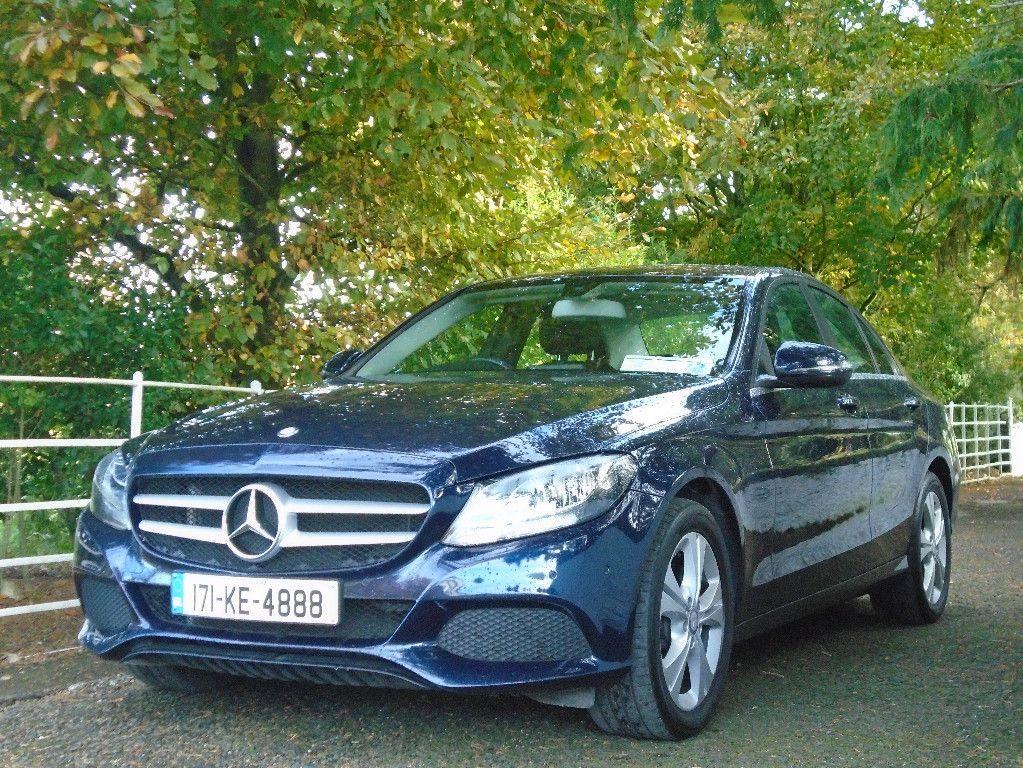 Mercedes-Benz C-Class SE EXECUTIVE EDITION AUTO // Low Mileage.