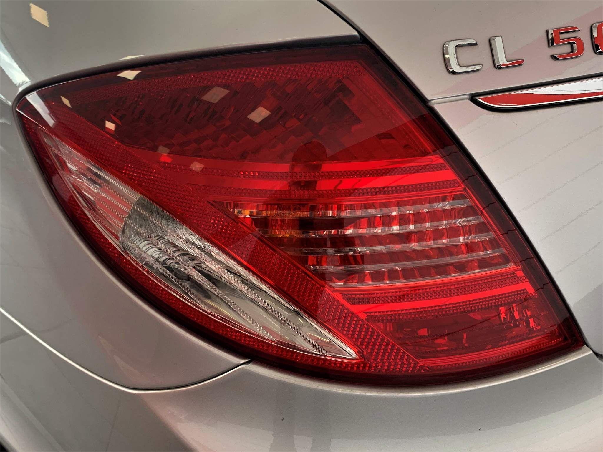 Mercedes-Benz CL Images