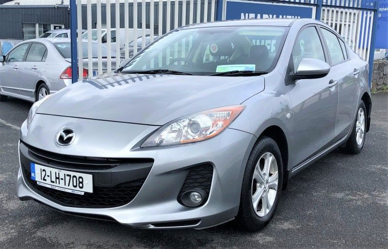 Mazda Mazda3 1.6D EXECUTIVE 115PS 4DR