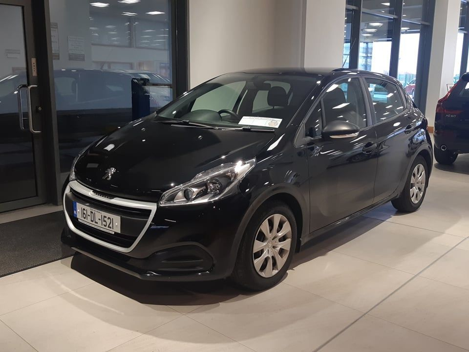 Peugeot 208 ACCESS 1.6 HDI 75 4DR