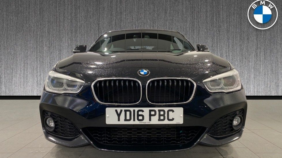 Image 16 - BMW 118d M Sport 3-Door (YD16PBC)