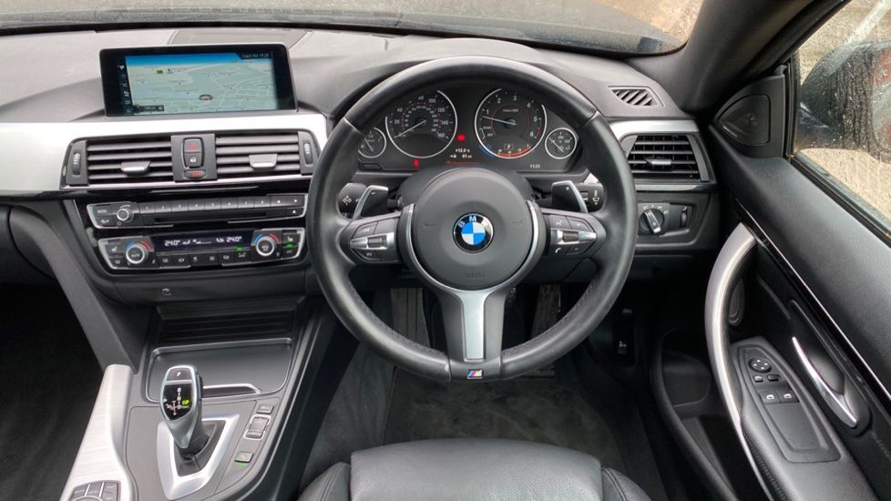 Image 8 - BMW 435d xDrive M Sport Coupe (YF17VNS)