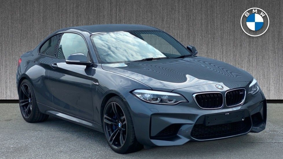 Image 1 - BMW Coupe (PK18AOZ)