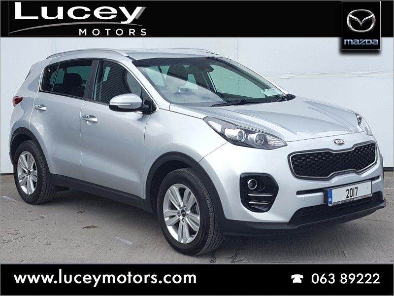 Kia Sportage 172 /ROOF RAILS /PRIVACY GLASS/ FOGS/