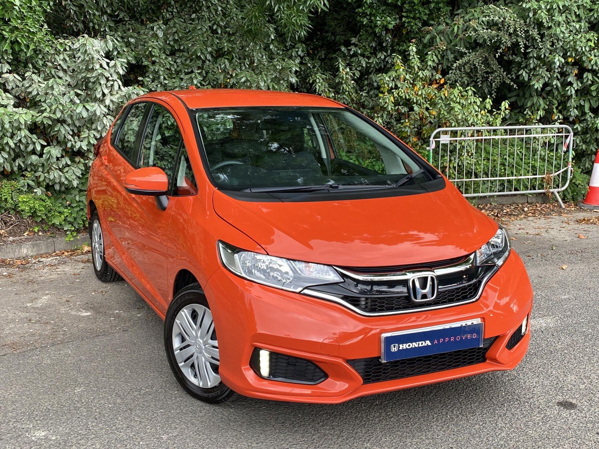 Honda Jazz 1.3 i-VTEC S CVT (s/s) 5dr